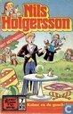 Comics - Nils Holgersson - Kolme en de goochelaar