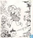 Sjoert en een hard wegrennend meisje