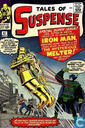 Iron Man battles the Melter!