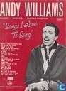 Andy Williams Songs I love to sing Book 1
