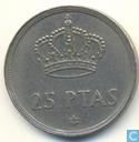 Spanien 25 Peseta 1975 (79)