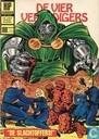 """Comic Books - Fantastic  Four - """"De slachtoffers!"""""""