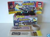Voitures miniatures - Corgi - Batmobile MK1 1966 TV Series Lincoln Futura 1966 V1