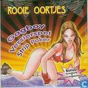 Rooie oortjes Gagboy Versierspel Strip poker