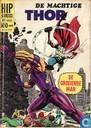 Bandes dessinées - Thor [Marvel] - De groeiende man