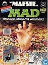 Bandes dessinées - Mad - 1e series (revue) (néerlandais) - Nummer  4