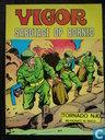 Strips - Vigor - Sabotage op Borneo