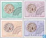 1976 Gallic coin (FRA 897)