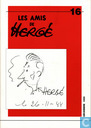 Les amis de Hergé 16