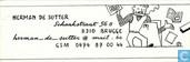 Visitekaartje Herman de Sutter