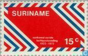 Luchtpost 1922-1972