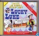 Maak je eigen strip met Lucky Luke