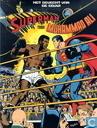 Strips - Adam Strange - Superman tegen Muhammad Ali - Het gevecht van de eeuw!