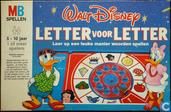 Letter voor Letter Walt Disney