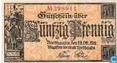 Nordhausen 50 Pfennig