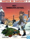 Bandes dessinées - Bastos en Zakousky - Het sneeuwkasteel