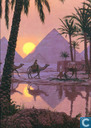 The Land of the Pyramids