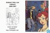 Brabant Strip lidkaart 2006-2007