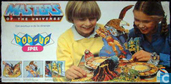 Masters of the Universe Pop-Up spel