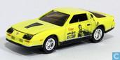 Model cars - Johnny Lightning - Chevrolet Camaro Z28 'Coca-Cola'