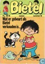 Bandes dessinées - Bietel - Wat gebeurt er als Bietel verkouden is...