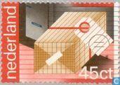 Postage Stamps - Netherlands [NLD] - PTT services