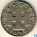 Austria 5 groschen 1934