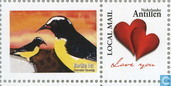 Local personalized stamps-mail