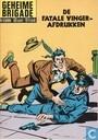 Comic Books - Fatale vingerafdrukken, De - De fatale vingerafdrukken