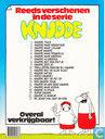Bandes dessinées - Knudde - Knudde slaat terug!