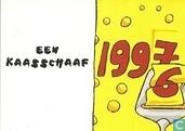 """B001530 - Nederlands Zuivelbureau """"Een kaasschaaf 1997"""""""