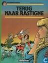 Bandes dessinées - Chevalier Ardent - Terug naar Rastigne