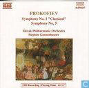 Prokofiev: Classical Symphony/Symphony No. 5
