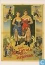 """U000868 - Teylers Museum - De Versierde Mens """"Miss Creola..."""""""