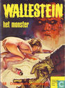 Strips - Wallestein het monster - Diabolische minnaars