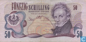 Oostenrijk 50 Schilling 1970 (2. Auflage)