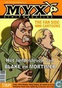 Strips - Deserteur, De [Obion] - Myx stripmagazine 1e jrg. nr. 6