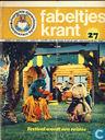 Comic Books - Fabeltjeskrant, De (tijdschrift) - Fabeltjeskrant 27