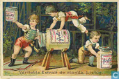 Children games and circus acts
