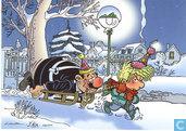 Laudec - Kox Nieuwjaarskaart 1998