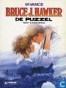 Bandes dessinées - Bruce J. Hawker - De puzzel