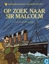 Comic Books - Francis Albany - Op zoek naar Sir Malcolm