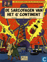 Comic Books - Blake and Mortimer - De sarcofagen van het 6e continent 1