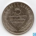 Oostenrijk 5 schilling 1990