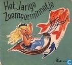 Het jarige zeemeerminnetje