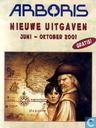Bandes dessinées - Altor - Juni-oktober 2001