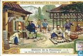 Uit de geschiedenis van het porselein -