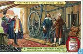 Zur Geschichte der Dampfmaschine