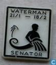 Senator Waterman 21/1 - 18/2