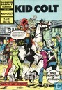 Comics - Kid Colt - De lef sheriff